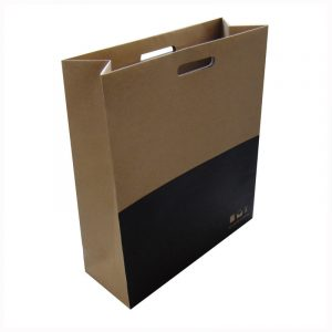 kraft paper bag handle